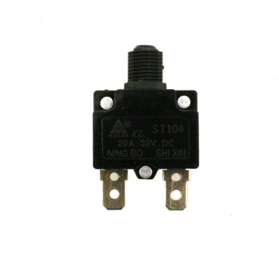 20A Reset Switch for Razor