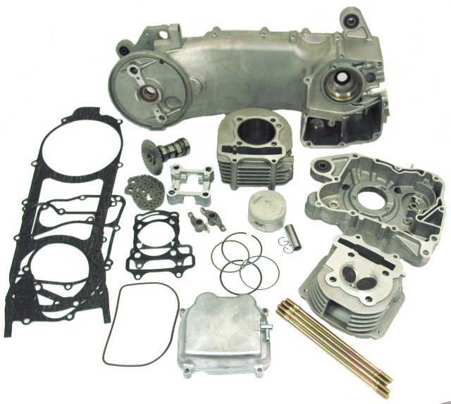 GY6 180cc Power Kit