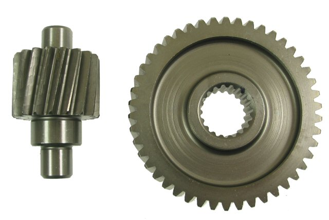 Hoca QMB139 Engine Gear Sets