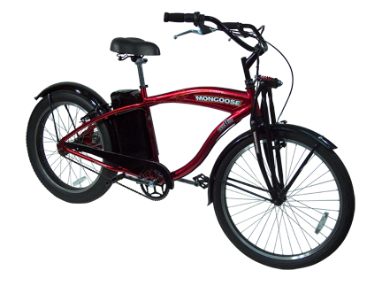 Mongoose Electric Bicycle Parts